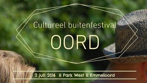 Oord festival – zaterdag 2 juli 2016