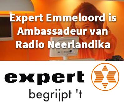 Expert Emmeloord is Ambassadeur van Neerlandika